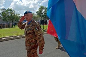 Il generale Luciano Portolano