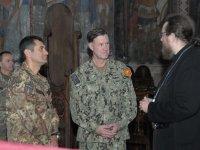 Kosovo: il generale Figliuolo incontra il comandante del Joint Force Command di Napoli