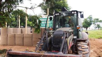 Lavori genio, Bangui