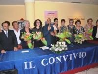 Concorso internazionale Il Convivio: il 26 ottobre a Giardini Naxos (Messina) la premiazione