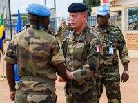 CENTRAFRICA: SICUREZZA AEROPORTO DI BANGUI DA MISSIONE EUROPEA A CASCHI BLU
