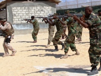 The European Union Training Mission in Somalia conducts Counter IED workshop