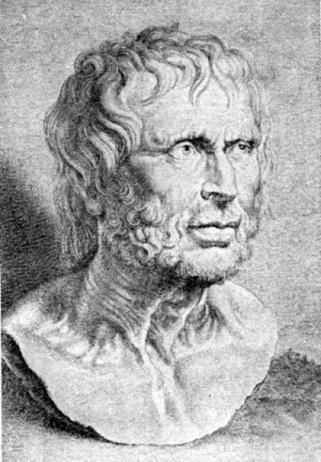 Seneca, ritratto di Rubens