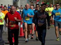 Il generale Portolano e i caschi blu di Unifil partecipano alla Beirut Marathon