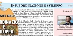 Università Europea di Roma e IsAG