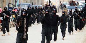 Avanzata dell'ISIS nel teatro medio-orientale