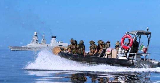 EU operation Atalanta
