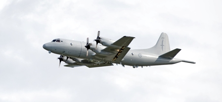 P-3K2 Orion long range surveillance aircraft