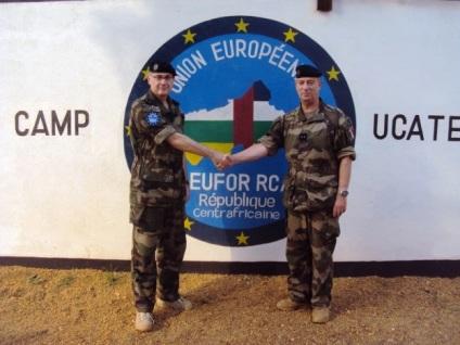 EUFOR RCA