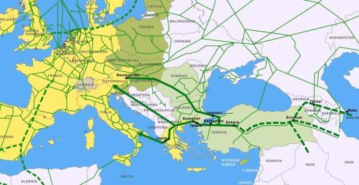 Sicurezza energetica europea