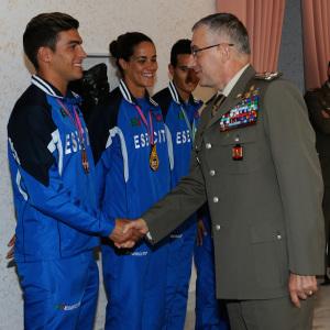 Conclusa la stagione agonistica per il Centro Sportivo Olimpico Esercito
