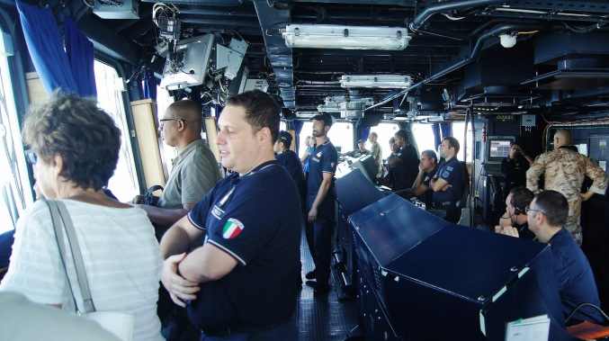 Anti-piracy exercise in the Seychelles