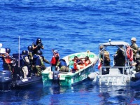 Anti-piracy exercise carried out in the Seychelles