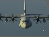 Repubblica Centrafricana: trasporto sanitario urgente per un C-130J della Task Force Air Al Bateen