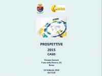 Roma: al CASD la presentazione del volume #Prospettive2015 del CeMiSS