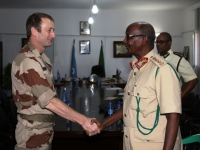 EU Military Committee at EUTM Somalia