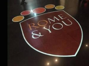 Il nuovo scudo della città di Roma