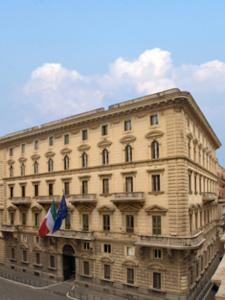 Roma - Palazzo Caprara, sede dello Stato Maggiore della Difesa