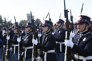 """Cerimonia del Giuramento 17° Corso Allievi Marescialli """"Coraggio"""""""