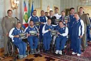 Gruppo sportivo paralimpico della difesa