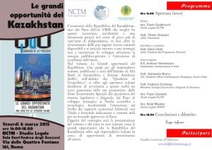 Le grandi opportunità del Kazakhstan