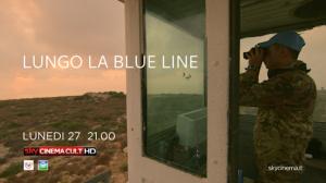 Blue line film. missione Unifil, nel Libano del sud