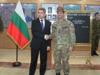 Il futuro della missione KFOR: il generale Figliuolo incontra il Presidente della Repubblica bulgaro
