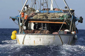Sicilian fishing boat seized off Libyan coast
