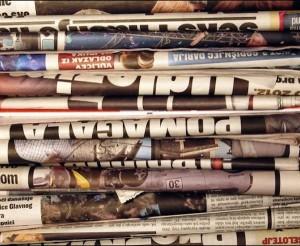 i quotidiani locali daranno respiro a quelli nazionali