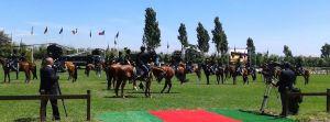 Cerimonia costituzione Esercito