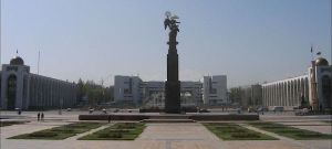 Ala-Too Square, Bishkek's main square