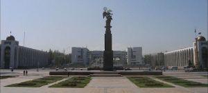 Ala-Too Square, Bishkek's main square