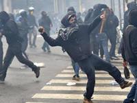 L'Italia ed i Black Bloc