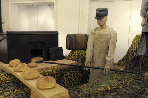 Il rancio del soldato - Il forno