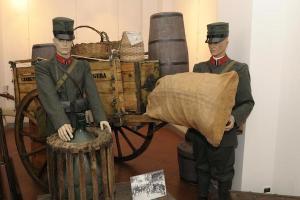 Il rancio del soldato - I rifornimenti