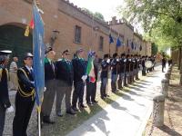 Cerimonia per il CLVI anniversario della Battaglia di Montebello (24 maggio 1859)