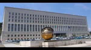 La sede del ministero degli Affari Esteri a Roma