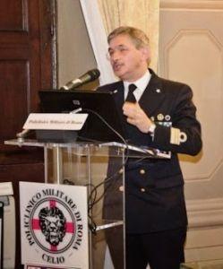 Il capitano di fregata (SAN) Filippo La Rosa