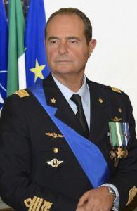 Il generale ispettore capo C.S.A.r.n. prof. Enrico Tomao