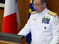 Non credo che mi dedicherò alla politica: l'ammiraglio Veri parla del futuro, del CASD e dei marò