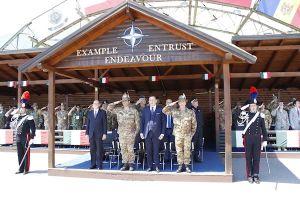 Kosovo Tribuna d'onore