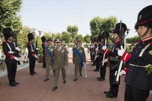 Roma- avvicendamento del Comandante Militare della Capitale