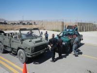 Carabinieri ed Esercito addestrano le Forze di sicurezza afgane