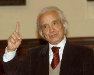 Il professore Antonino Zichichi