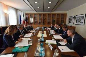 I Presidenti delle Assemblee legislative delle Regioni a Statuto speciale e delle Province autonome