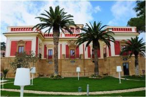 Villa Barile a Caltanissetta