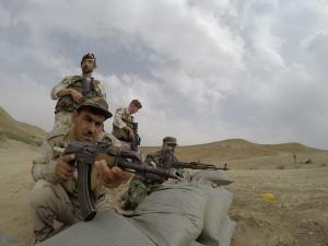 Il KTCC a guida italiana conclude il ciclo addestrativo per le Forze di Sicurezza curde
