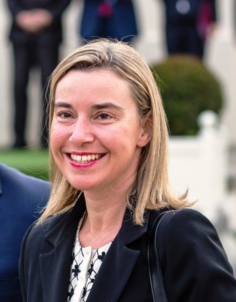 Ms Federica Mogherini