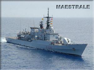 Fregata Maestrale