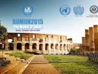 Roma: al Ministero degli Affari Esteri la cerimonia di chiusura di ROMUN2015